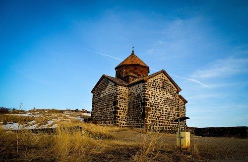 sevan  armenia  medieval