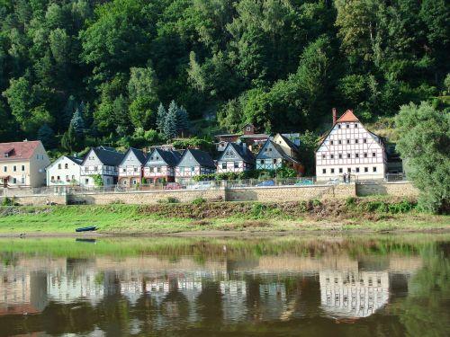 seven dwarfs terraced house elbe