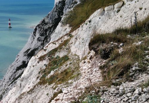 seven sisters cliffs chalk