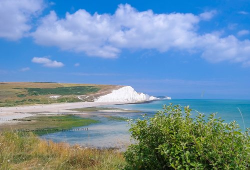 seven sisters  sussex  england
