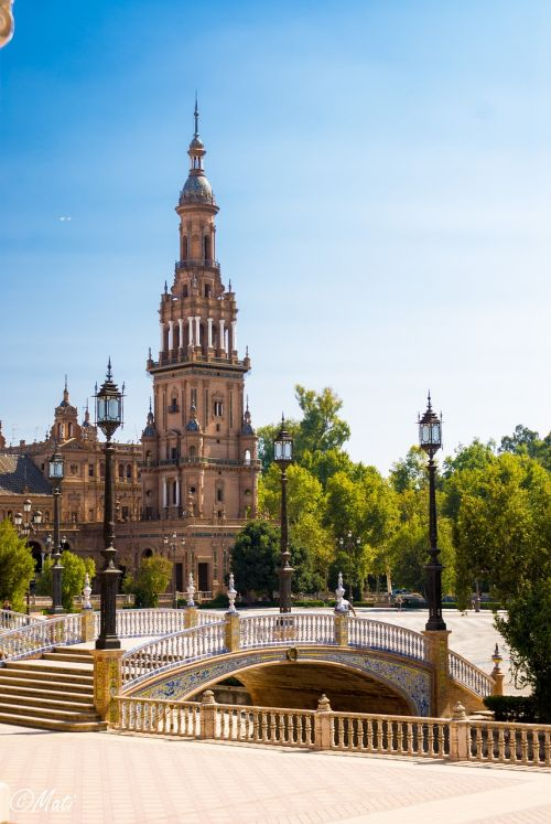 seville luisa andalusia