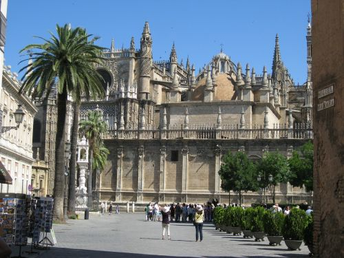 seville church spain