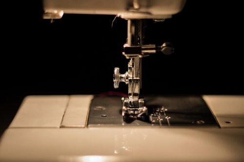 sew  sewing machine  sewing room