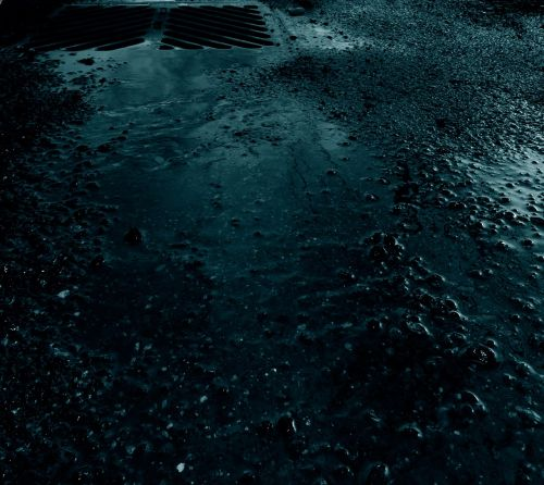 sewer rain water