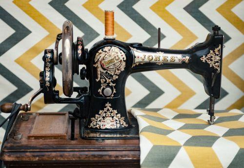 sewing machine technology
