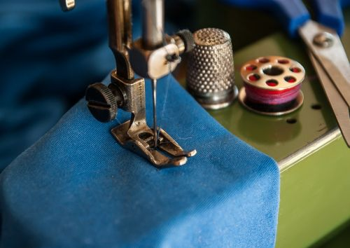 sewing machine couture thimble