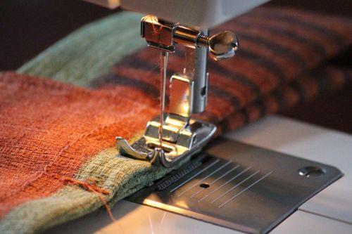 sewing machine fabric sew