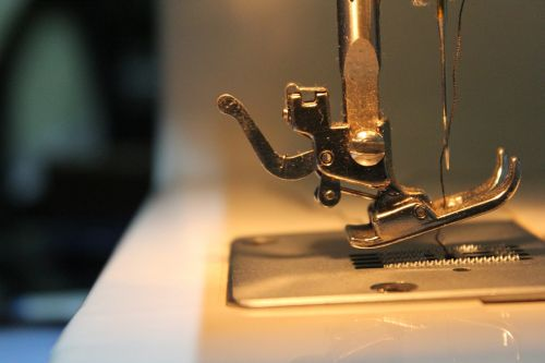 sewing-machine hobby sewing