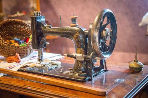 sewing machine sew tailoring