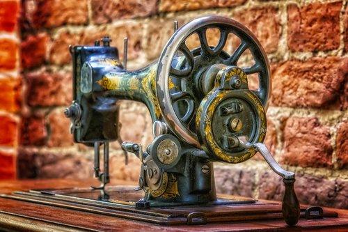 sewing machine  sew  craft