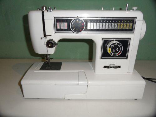sewing machine victoria sew