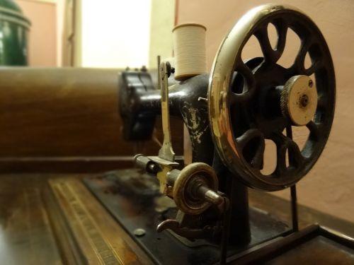 sewing machine old sew