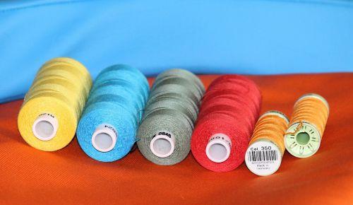 sewing thread bobbin sew