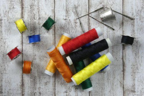 sewing thread nähspulen sewing needles