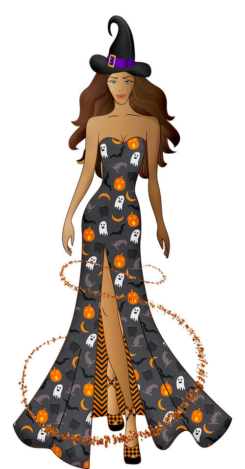 sexy halloween witch  halloween  witch