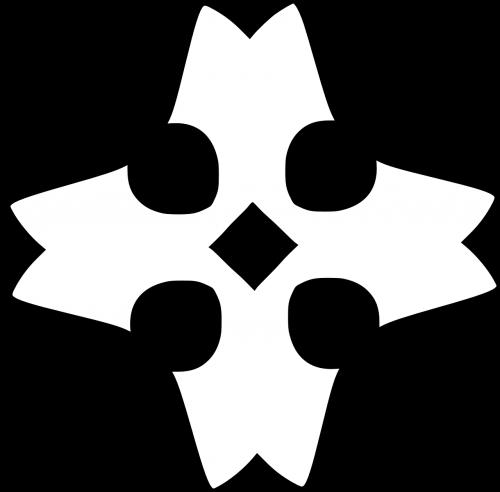 shaded cross christian