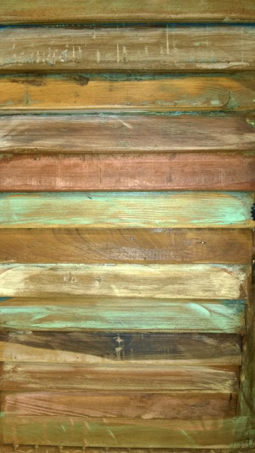 Shades Of Wood Tryptic