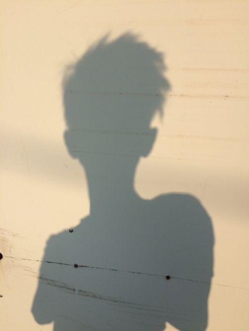 shadow woman short