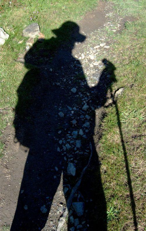 shadow trek trekker