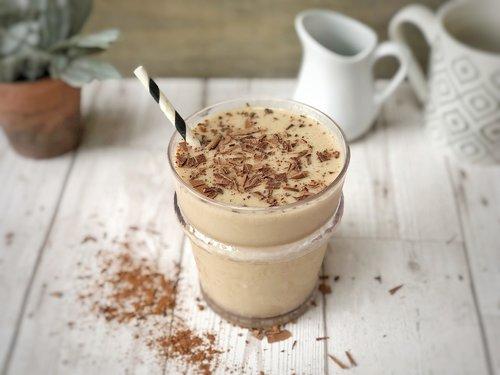 shake  cappuccino  protein