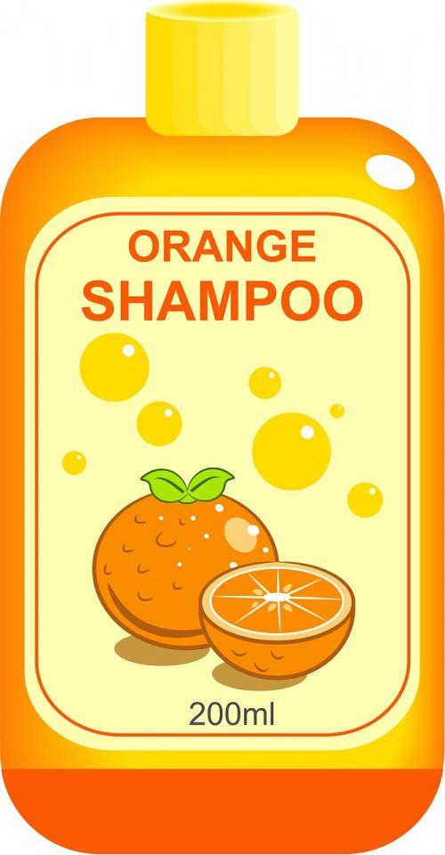 shampoo bottle household