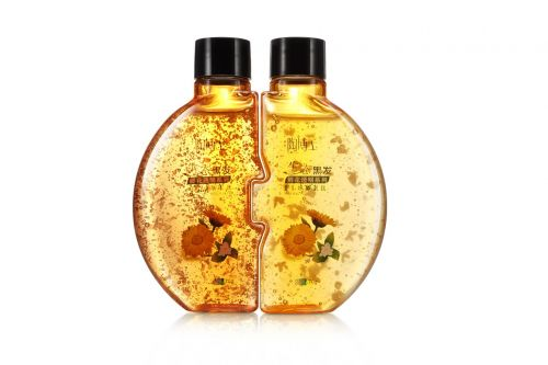 shampoo liquid bottle