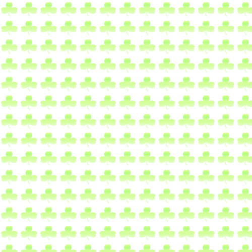 shamrock irish st patrick's day