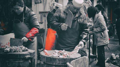 shanghai meat axe