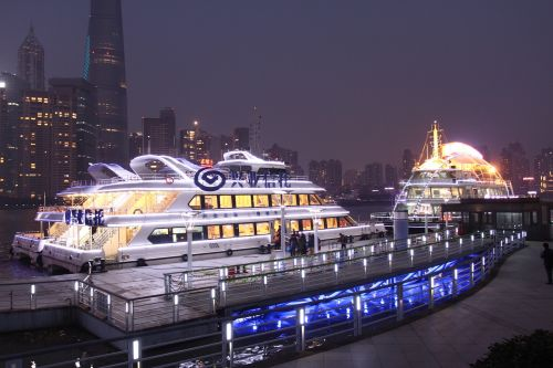 shanghai bund night pearl of the orient night pudong night