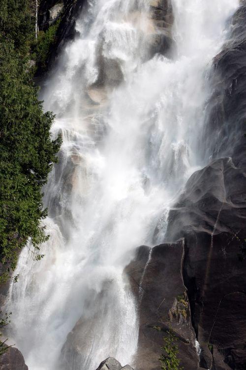 shannon falls fall water