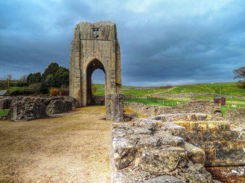 shap abbey england
