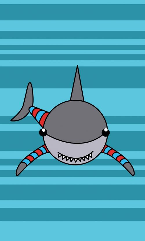shark sea fish