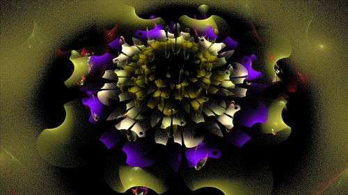 Sharp Flower
