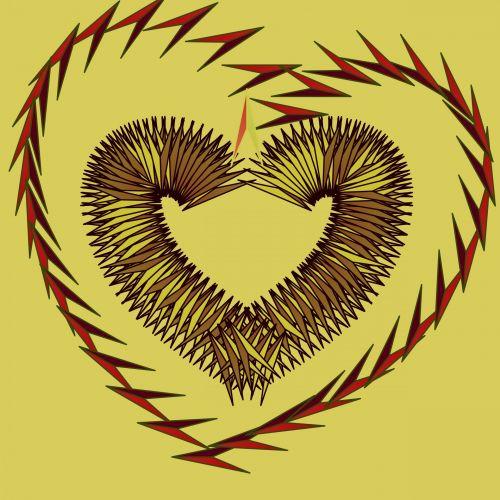 Sharp Heart