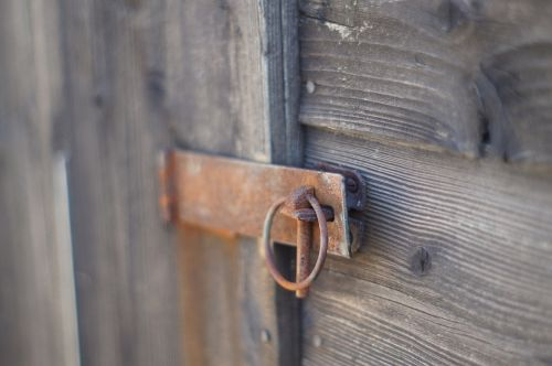 shed lock clasp