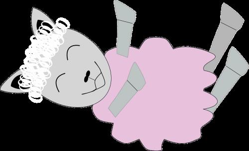 sheep lamb emoji
