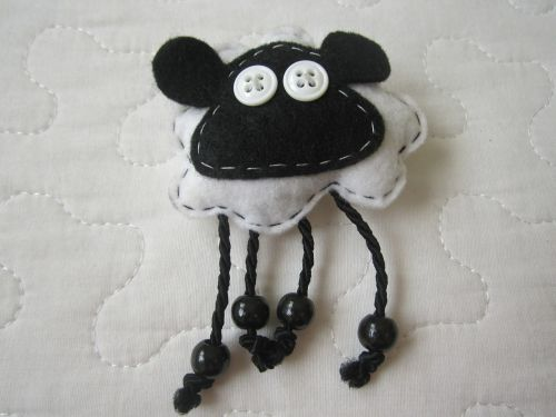 sheep crafts felt