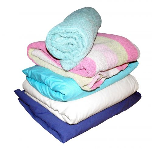 Sheets, Blanket, And Towel