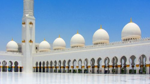 sheikh zayed mosque mosque large mosque