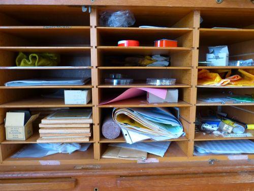 shelf drawer store