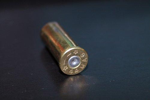 shell casing  44 magnum  magnum