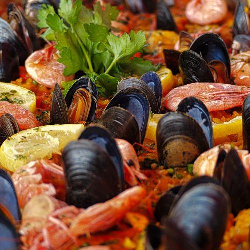 shellfish seafood crustacean