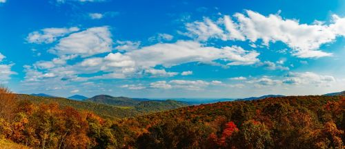 shenandoah valley virginia blue ridge