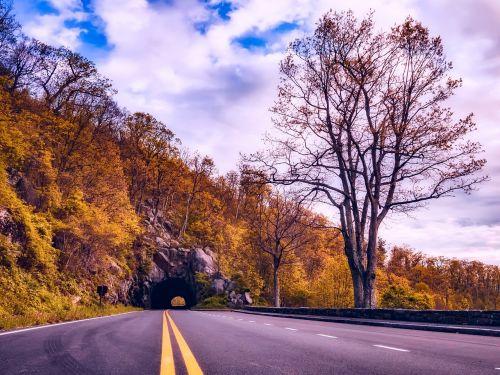 shenandoah valley virginia fall
