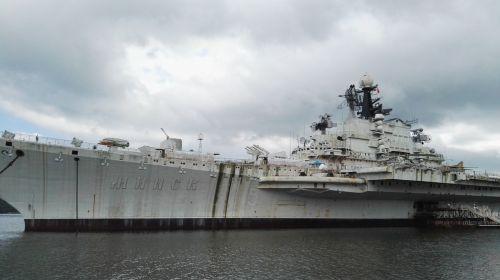 shenzhen aircraft carrier ship
