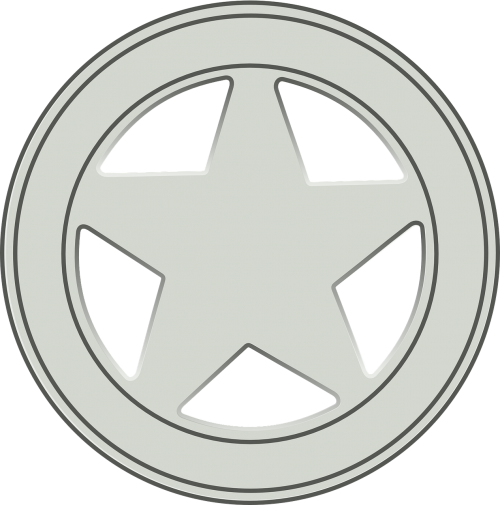 sheriff badge police