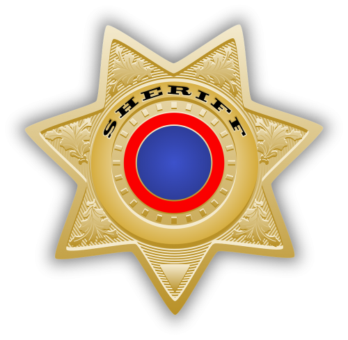 sheriff's star sheriff star