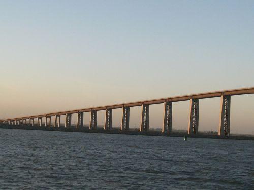 sherman island bridge