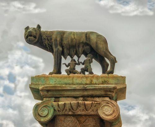 shewolf romulus remus