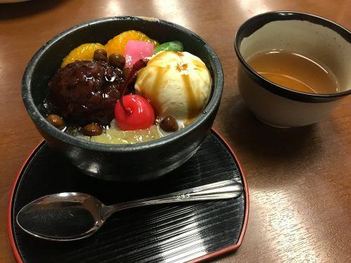 shibamata toraya cream anmitsu